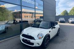 Mini One 1,6 98 Cabriolet