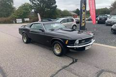 Ford Mustang 5,7 351cui. V8 Fastback