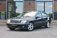 Mercedes C180 1,8 Komp. Elegance aut.
