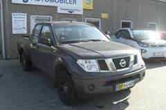 Nissan Navara 2,5 dCi 171 King Cab SE 4x4