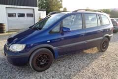 Opel Zafira 1,6 16V Comfort 7prs