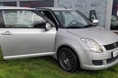 Suzuki Swift 1,25 DDIS GL-A 75HK 3d