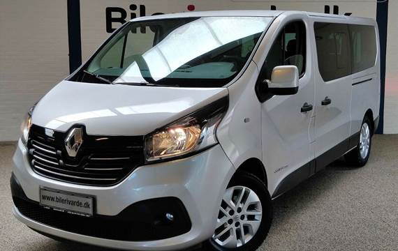 Renault Trafic T29 1,6 dCi 145 L2H1 Grand Passenger