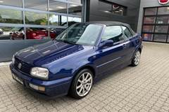 VW Golf III 2,0 Avantgarde Cabriolet