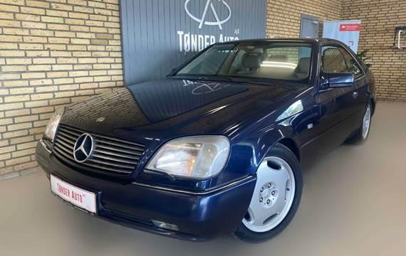 Mercedes S500 5,0 Coupé