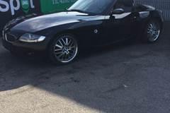 BMW Z4 2,2 iS Roadster Steptr.