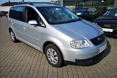 VW Touran 1,9 TDi 105 Trendline