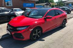 Honda Civic 1,5 VTEC Turbo Sport Prestige