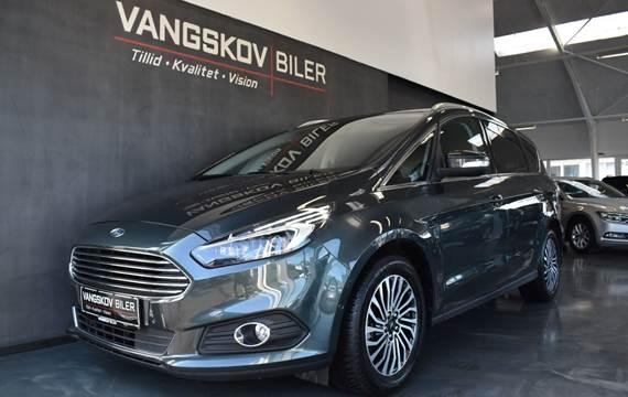 Ford S-MAX 1,5 EcoBoost Titanium 7prs
