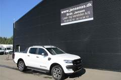 Ford Ranger 3,2 3200kg  TDCi Wildtrak 4x4  DobKab 6g Aut.