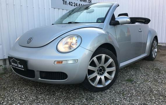 VW New Beetle 1,6 Trendline Cabriolet