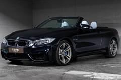 BMW M4 3,0 Cabriolet aut.