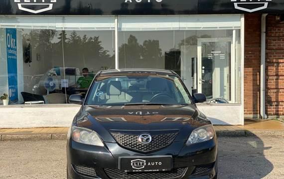 Mazda 3 1,6 Touring