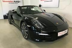 Porsche Boxster 2,7 Black Edition PDK
