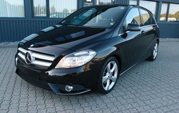 Mercedes B200 1,8 CDi BE Van