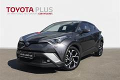 Toyota C-HR 1,8 B/EL C-LUB Premium Selected Multidrive S  5d Aut.