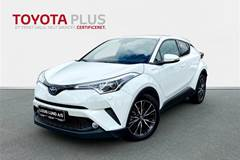 Toyota C-HR 1,8 B/EL C-LUB Multidrive S  5d Aut.