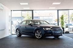Audi A4 1,4 TFSi 150 Sport S-tr.