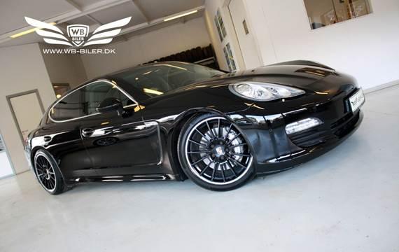 Porsche Panamera S 4,8 PDK
