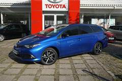 Toyota Auris Touring Sports 1,8 B/EL Selected Bi-tone 136HK Stc
