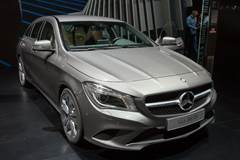 Mercedes CLA200 d 2,2 Urban SB aut.