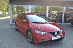 Honda Civic 1,8 i-VTEC Lifestyle Tourer