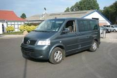 VW Multivan 2,5 TDi 174 Highline Tiptr. 10prs