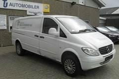 Mercedes Vito 115 2,2 CDi Kassevogn XL aut. 4x4