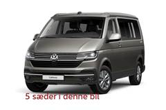 VW California 2,0 TDi 110 Ocean