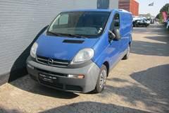 Opel Vivaro 1,9 Di L1H1 Kassevogn