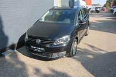 VW Touran 2,0 TDi 140 Comfortline BMT Van