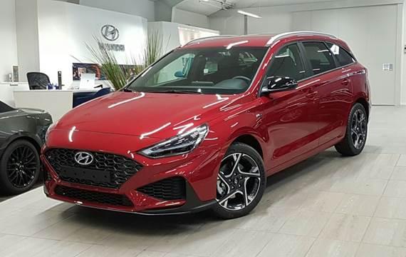Hyundai i30 1,0 T-GDi N-Line stc.
