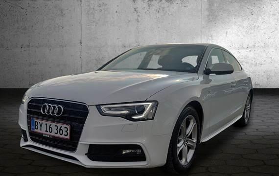 Audi A5 2,0 TDi 150 S-line SB Multitr.