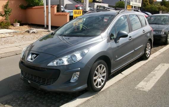 Peugeot 308 1,6 HDi 90 Comfort+ stc.
