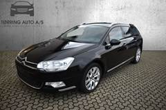 Citroën C5 2,7 HDi 208 Exclusive Tourer aut.