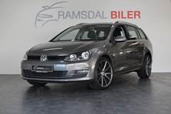 VW Golf VII 2,0 TDi 150 Highline Variant BMT