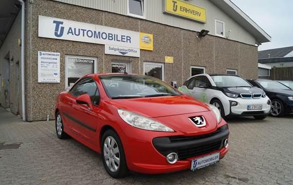 Peugeot 207 1,6 HDi CC
