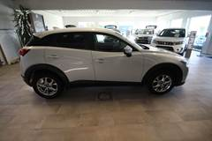 Mazda CX-3 2,0 Sky-G 120 Optimum