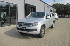 VW Amarok 2,0 TDI Trendline 4Motion 122HK Pick-Up 6g