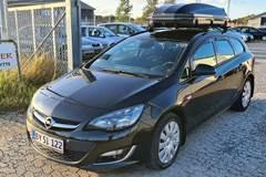Opel Astra 1,7 CDTi 110 Sport ST eco