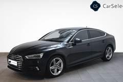 Audi A5 2,0 TDi 190 Sport SB S-tr.