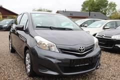 Toyota Yaris 1,3 VVT-i T2