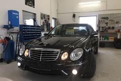 Mercedes E220 d 2,1