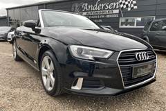 Audi A3 1,5 TFSi 150 Sport Cabriolet S-tr.