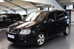 VW Touran 2,0 TDi 140 Trendline DSG