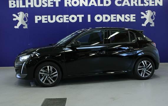 Peugeot 208 1,2 PT 100 Allure Tour