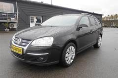 VW Golf TDI 105HK Van