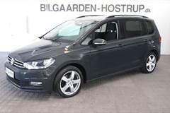 VW Touran 1,6 TDi 110 Comfortline DSG Van