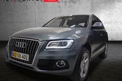 Audi Q5 2,0 TDi 177 quattro S-tr. Van