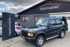 Land Rover Discovery 2,5 TD5 XS